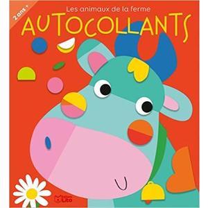 Les Animaux de la Ferme Ma Petite Encyclopédie en Autocollants 5 à 8 ans Éditions LITO 282660