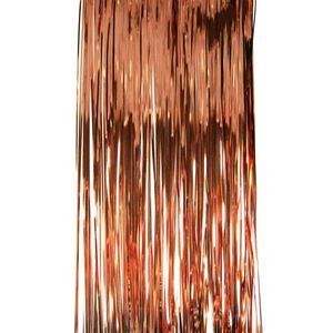 Lametta couleur cuivre 283715