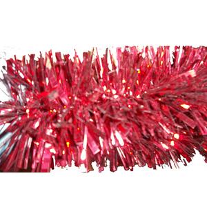 Guirlande rouge foncé et rouge clair 283740
