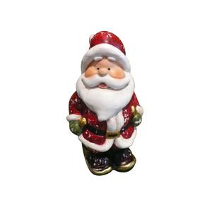 Père Noël rouge et blanc 5 x 5 x 13 cm 284439