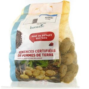 Pommes de terre Rosabelle bio calibre 0002, 3 kg 284782