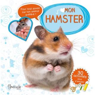 Mon hamster. Editions Artemis 288830