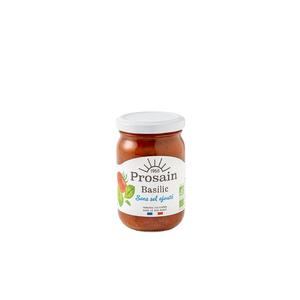 Sauce basilic sans sel ajouté 370 g 290194