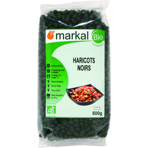 Haricots noirs bio – 500 gr 291207