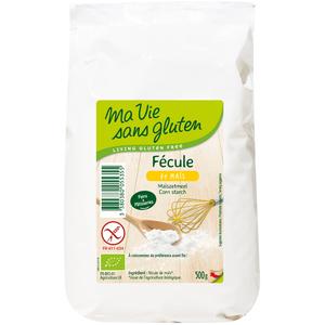 Fécule de maïs sans gluten - 500 gr 291983