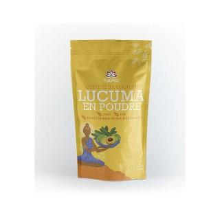 Lucuma en poudre bio en paquet jaune de 125 g 292229