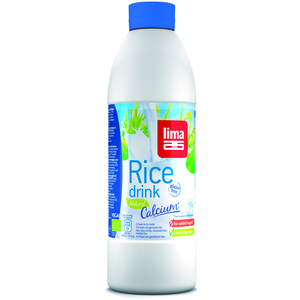 Rice drink calcium natural en bouteille de 1 L 292609