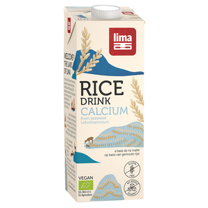 Rice drink calcium en brique de 1 L 292610