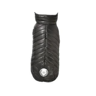 Manteau Indy noir pour chien - taille 40 293051