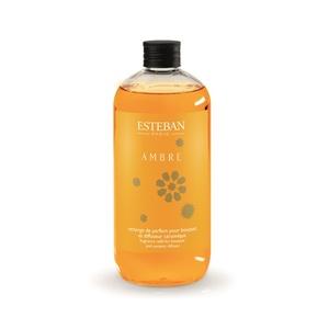 Recharge bouquet et diffuseur à l'ambre Esteban - 500 ml 294221