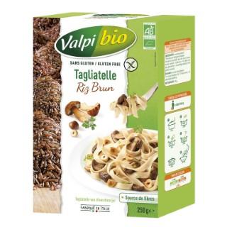 Tagliatelles au riz brun bio - 250 gr 297431