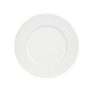 Assiette à dessert Louna blanche en porcelaine Ø 21 cm 297948
