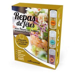 Coffret repas de fête aux fleurs et huiles essentielles bio 298645