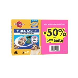 Lot dentastix petits chiens 2nd à 50% 298921