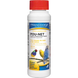 Pou-net oiseaux de cage 100 ml 299057