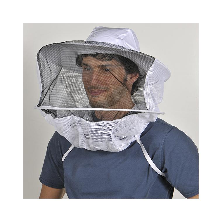profiter du prix de liquidation prix abordable remise spéciale Chapeau + Voile pour apiculture 41x41x1 : Abeilles et ...