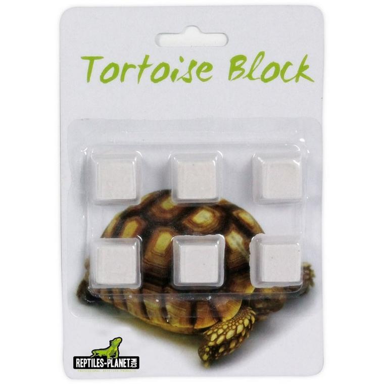 Blocs de calcium pour tortue x 6 201328