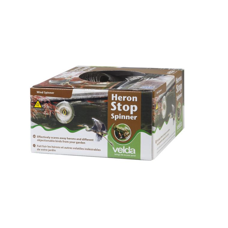 Effaroucheur Heron Stop Spinner 201390