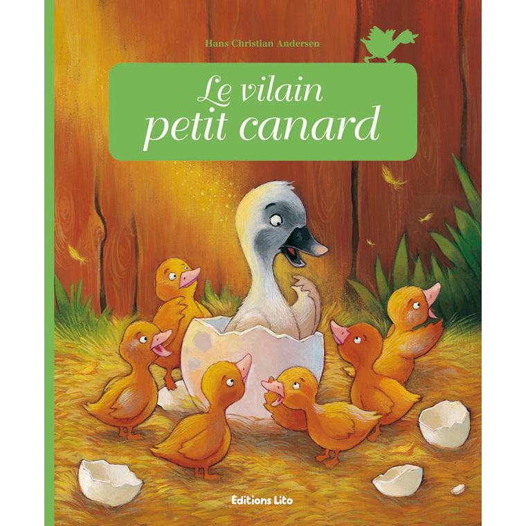 Le Vilain Petit Canard Minicontes Classiques 3 ans Éditions Lito 203472