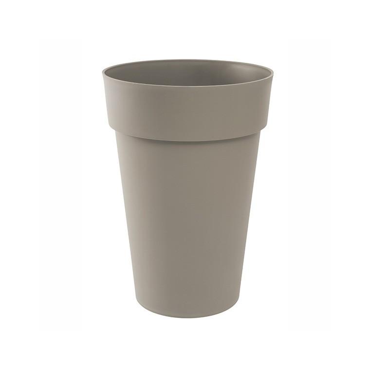 Vase haut Toscane D.46 cm x H65 cm moka 203505