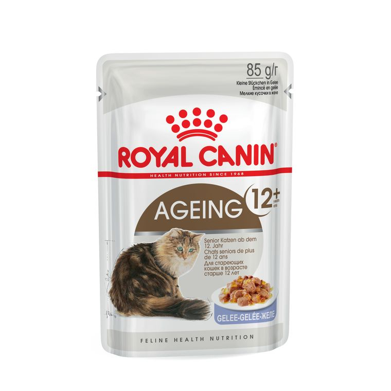 Sachets Royal Canin Ageing +12 jelly 85 g 203638