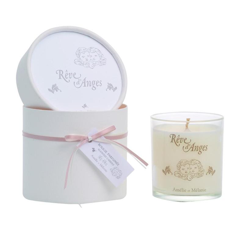 Bougie ronde parfumée Rêve d'ange – 140 gr 204739