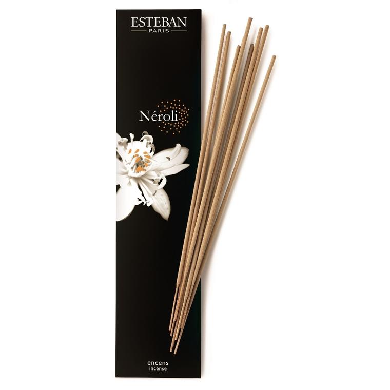 Encens Indiens Néroli Esteban - 20 bâtonnets 205016