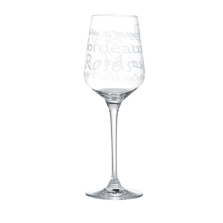 Verre à vin à pied Label 35 cl 208263