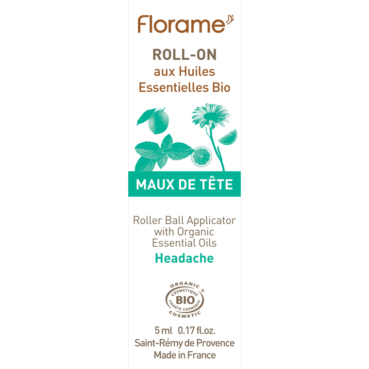 Roll-on Maux de Tête 5 ml 208573