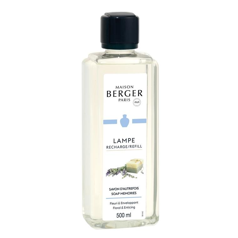 Parfum Savon d'Autrefois pour Lampe Berger 500 ml 208970