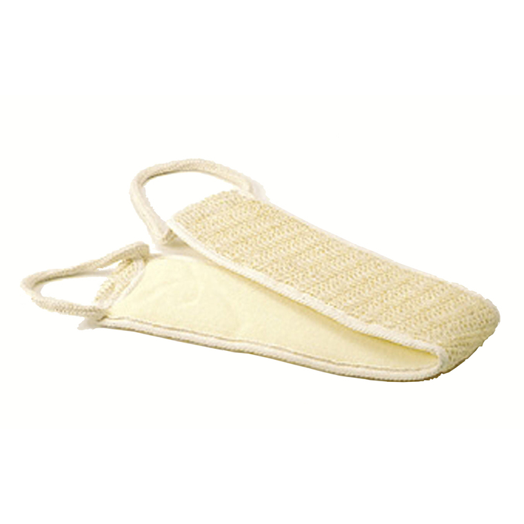 Ceinture de massage 2 faces sisal-coton 209209