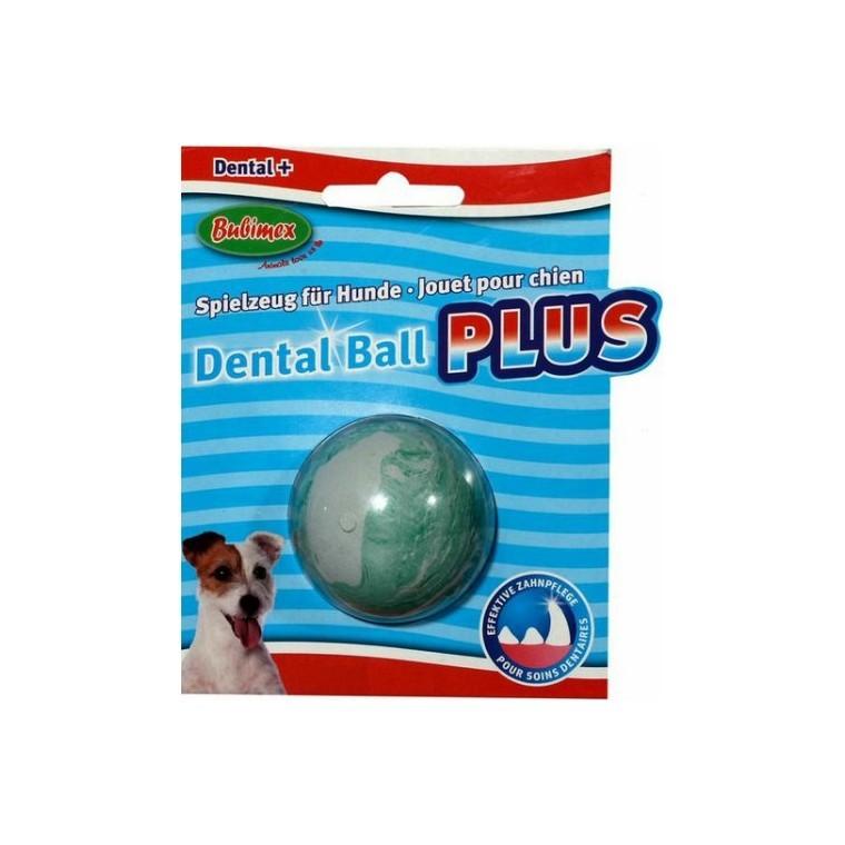 Jouet pour chien Dental Ball S balle verte Ø 5 cm 209329