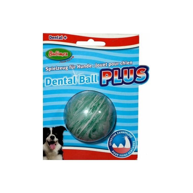 Jouet pour chien Dental Ball M balle verte Ø 6,5 cm 209330