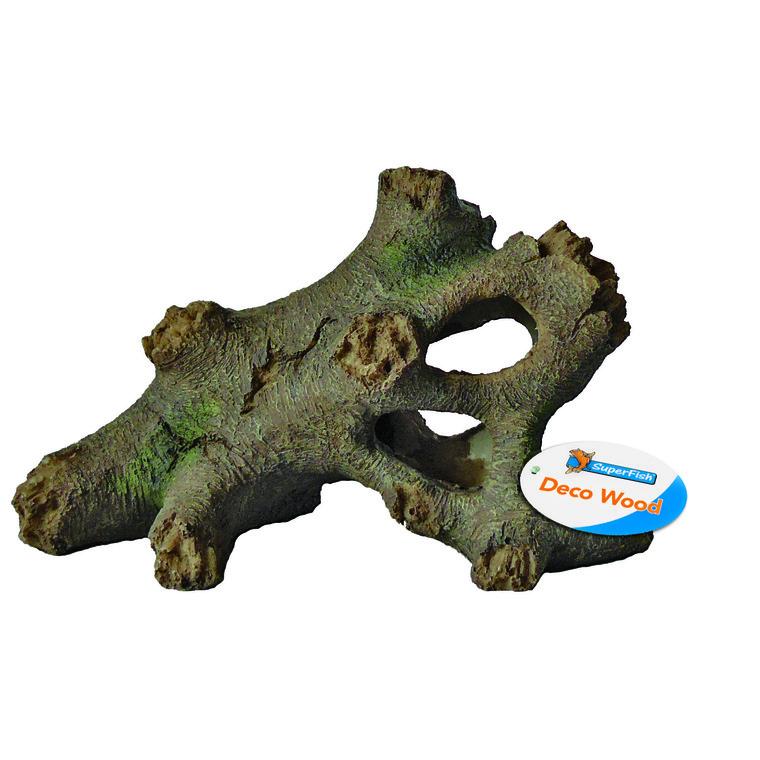 Tree Root S Déco Résine 20,5x11x13 cm 209396