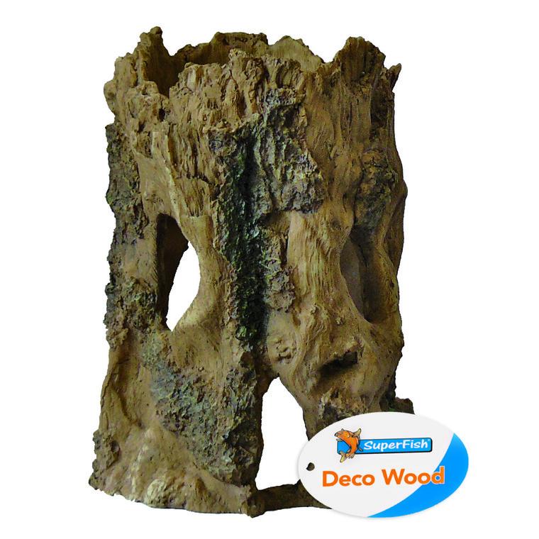 Sf Tree Home S Déco Résine 15x14x20,5 cm 209407