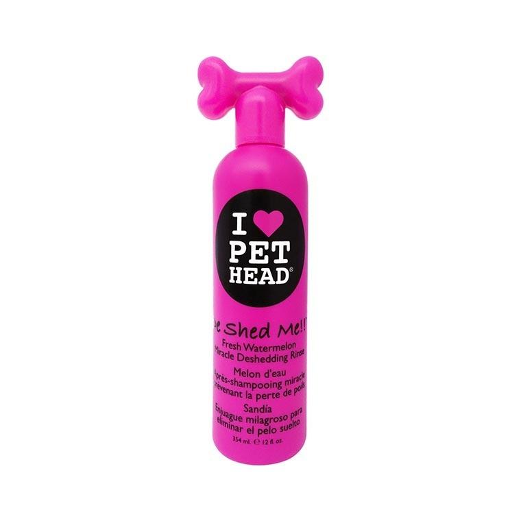 Crème de rinçage anti chute de poils pour chien parfum pastèque 354 ml 210914