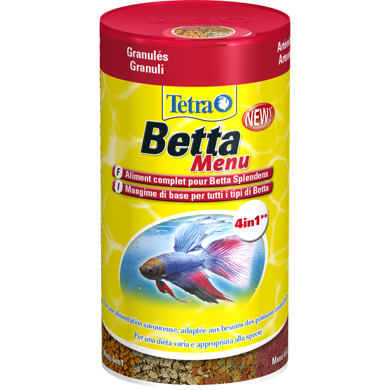 Tetra Betta Menu 100 ml 211081
