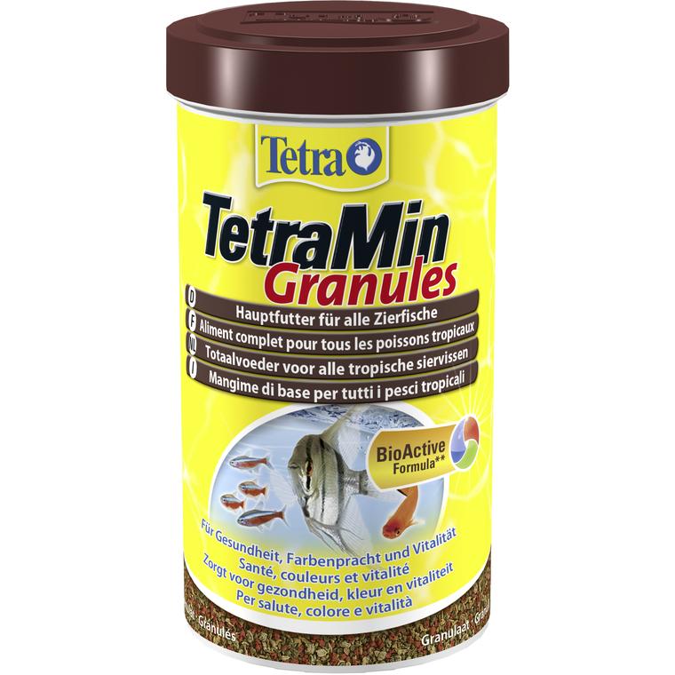 Tetramin en granulés marron 500 ml 211085