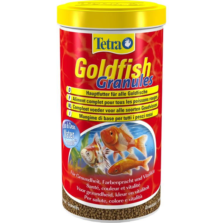 Tetra Goldfish granulés boîte 1 litre 211086