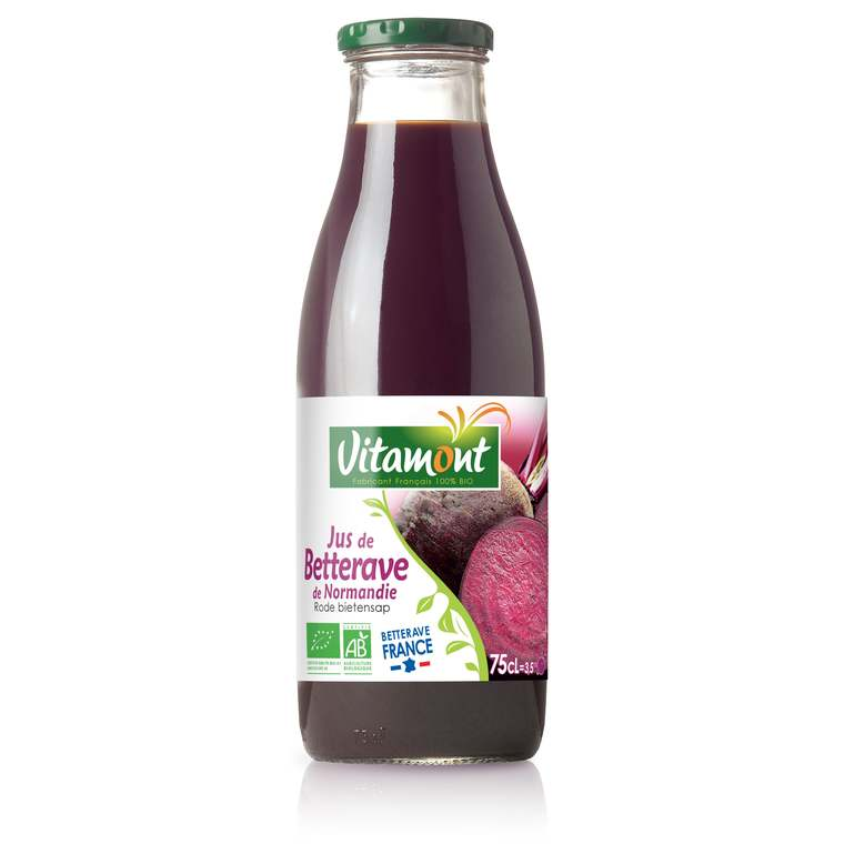 Jus de betterave 75 cl
