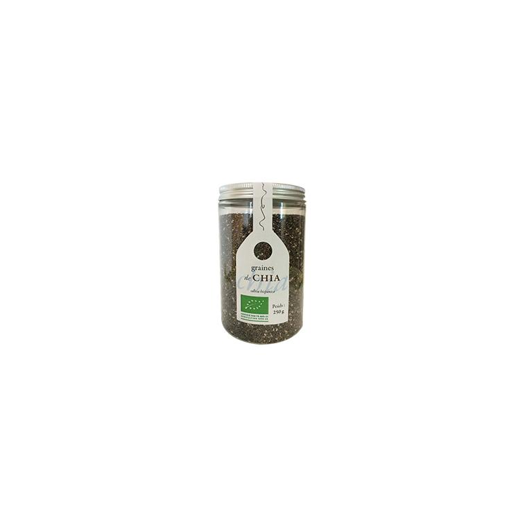 Graines de chia Bio - 250 g 211277