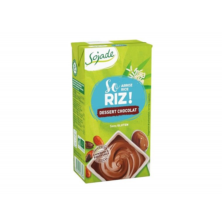 Dessert au riz chocolat 530 g 211302