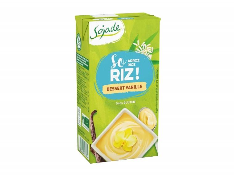 Dessert au riz vanille 530 g 211303
