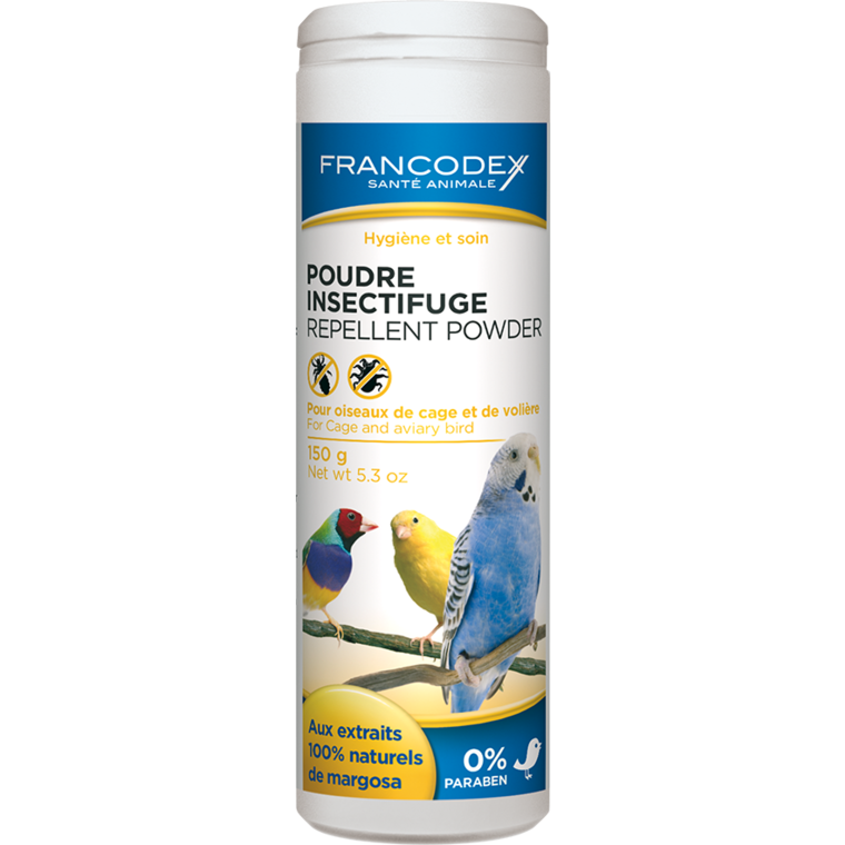 Poudre insectifuge 150 g 211479