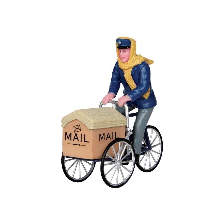 Postier à Vélo 3x6,8x7,5 cm Multicolore 211550