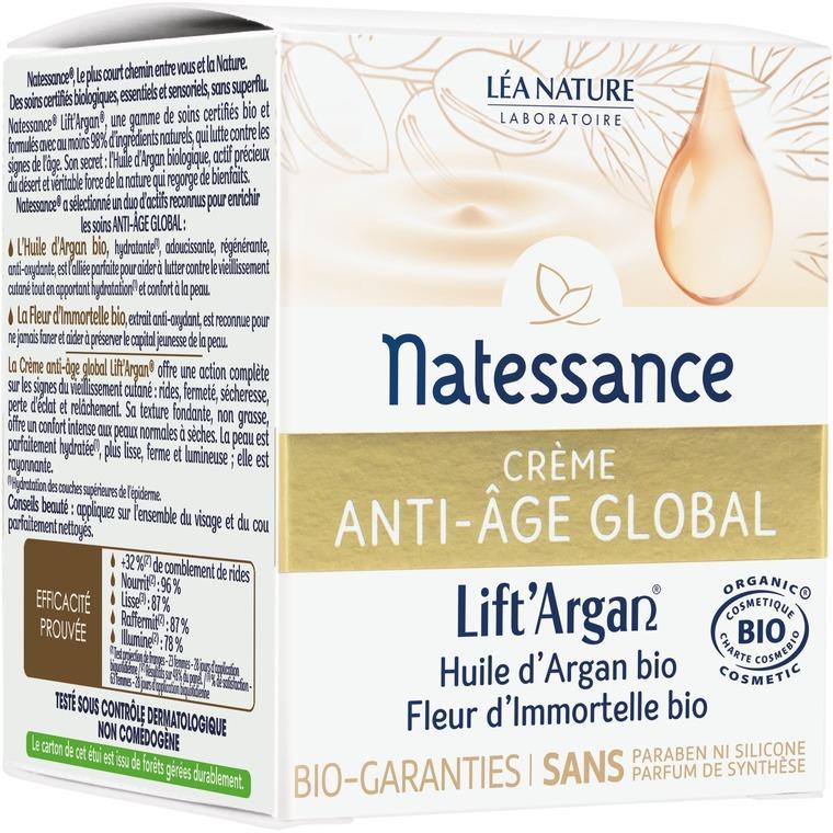 Crème divine Lift Argan 50 ml 211695