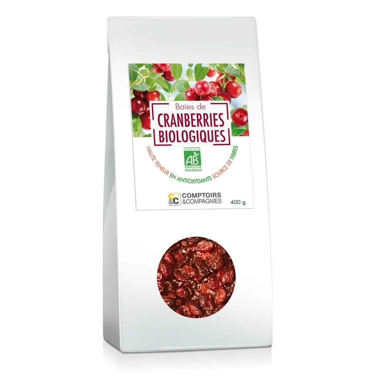 Cranberries Bio - 400 g 211876