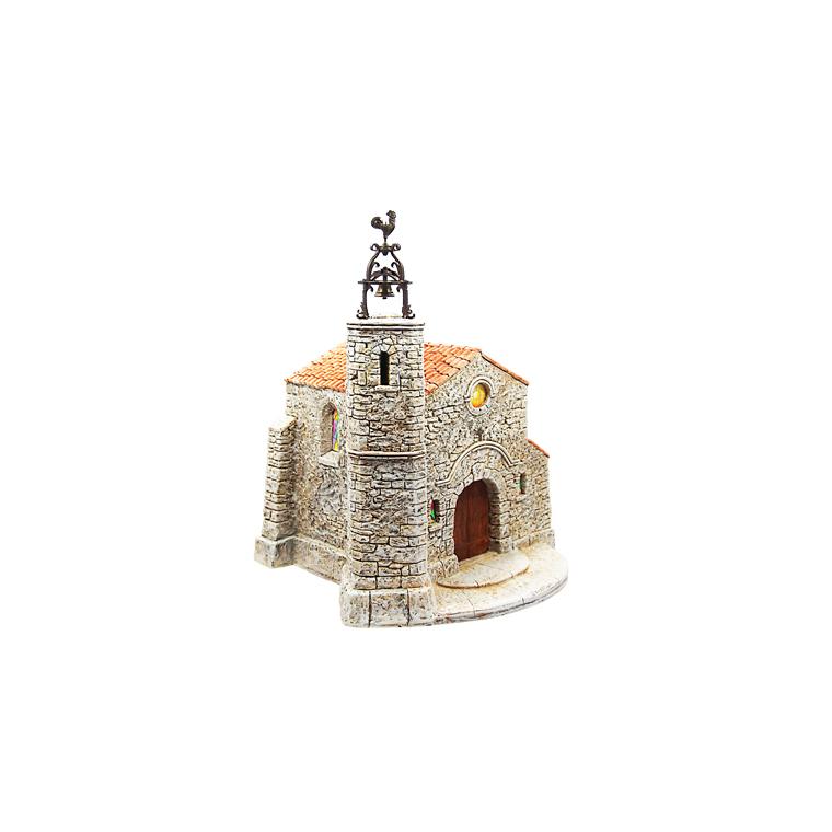 Eglise Roquevaire 40 x 31 x 30 cm 213553