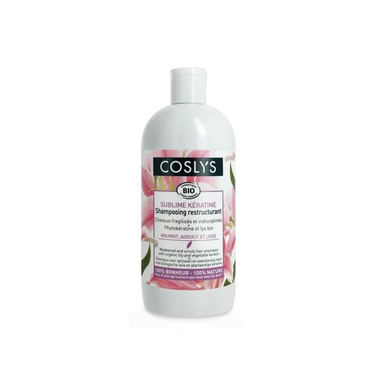 Shampoing kératine 250 ml 214105