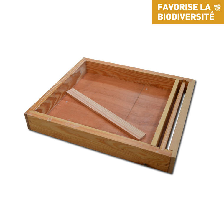 Nourrisseur en bois Couvre Cadres 50x43x7 214735